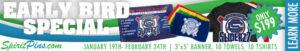 Spirit Pin trading pin discount promotion